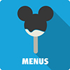 Disney World Restaurant Menus